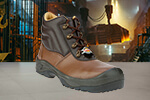 pu rubber safety shoes